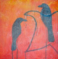 Birds again by Mutany