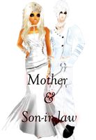 Mother and Son-in-law by Zobiana