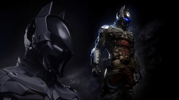 The Arkham Knight Wallpaper by Odinsdeath