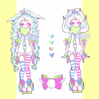 Mimibon #3 Adoptable Auction [CLOSED] by Iy-shu