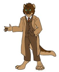 Doctor Otter? by ElfWolfProductions