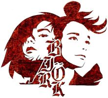 Two Face Bjork by l971