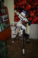 Astrophotography setup by liliensternus