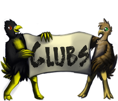 9: Clubs by Flashpelt1