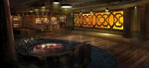 Interior Home Bar Concept by hekatoncheir