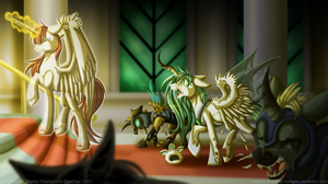The Cursed Queen by InuHoshi-to-DarkPen