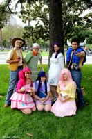 MLP Group Fanime 2012~ by Spwinkles