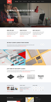 Suite WordPress Theme by wpthemes