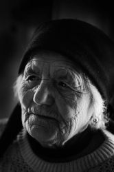 Old Woman by borda