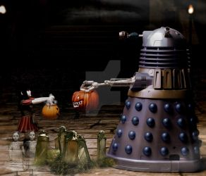 A Dr Who Halloween by Shango-ThunderStones