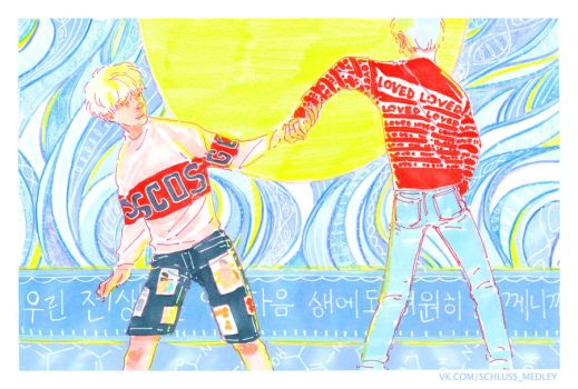 Yoonmin DNA by Schlussmedley