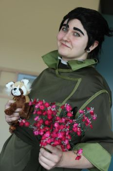 Bolin- Accept these feelings? by KorpseCosplay