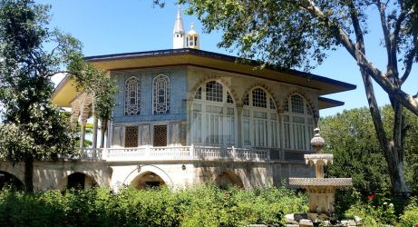 Topkapi Palace in Istanbul by Ambasador381