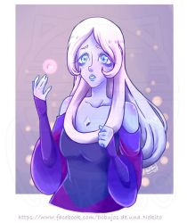 Blue Diamond by Dibus-de-una-Nekito