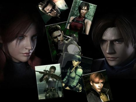 Resident Evil wallapaper by kendra188