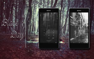 Black Day   Customising Android by hopsersmerk