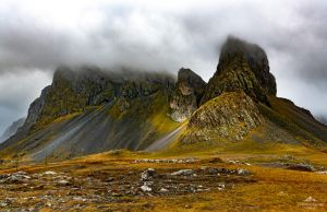 The horned mountain. by LordLJCornellPhotos