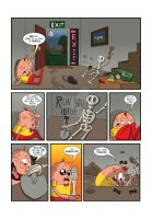 The World Hates Jimmy #1 p.18 by MadRabbitStudios