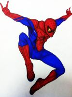 The Amazing Spider Man by In5an1ty