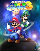 Mario and Luigi Galaxy 3 by SuperTawaifaQueen