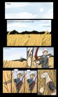 SDL: Archer in the rye 1 by dire-musaera