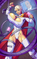 Powergirl 2016 Trap by firstedition