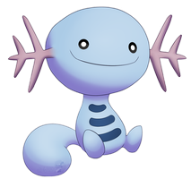 Wooper by Frostii-Dragons