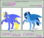 Character Development {Comet} by Oak-Storm