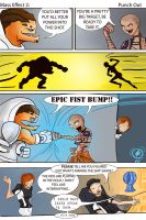 Mass Effect 2: Punch Out by higheternity
