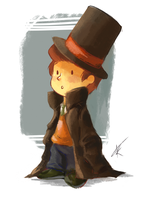 Little Layton by x-kaitlin-x