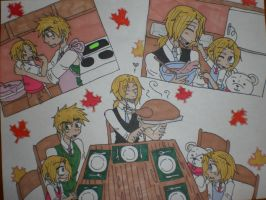 APH FACE _ Giving Thanks by Stealthy-kitten