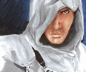 Altair by bluesilverlily