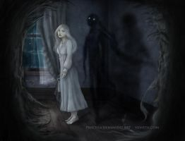 The Shadow people - The Underliving by yidneth