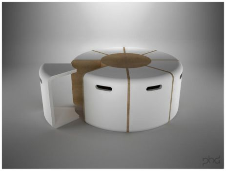 swiss table by paulodesign