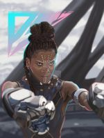 Shuri by P-May-The-Great