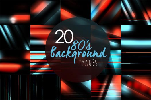 80s Background Images by stockgorilla