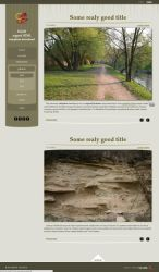 simple responsive template with fixed menu by crys-a-drak