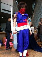 Strider Hiryu - AFA 2010 by KYQ