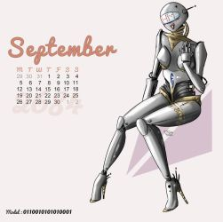 Miss september by Puru2