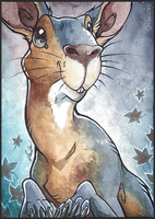 ACEO - Benny by Chaluny