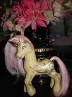 MLP Custom White Orchid by BlackAngel-Diana