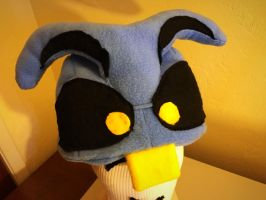 Dr Mario Chill Virus Hat by tacksidermia