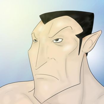 Namor Dome by DemonSabin