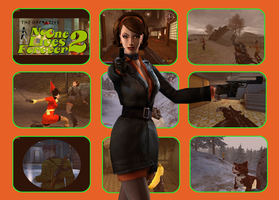 No one lives forever by tombraider4ever