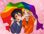 Pride month 2018 by kanoii-chi