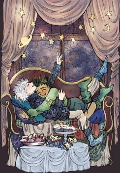 Cozy Killugon by La-Chapeliere-Folle