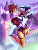 Tracer by pomekun