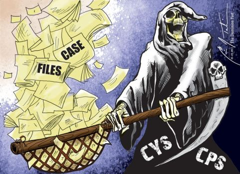 CYS CPS case files by EJT-Studios