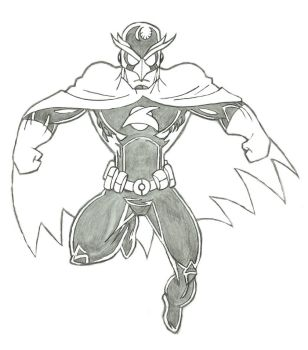 Shadowhawk redesign (Cleaned up version) by jaal