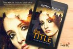 Pre-made book covers by FrinaArt by FrinaArt